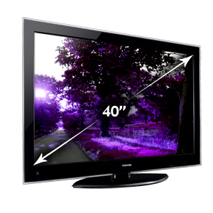Television 40UX600U Support | Toshiba