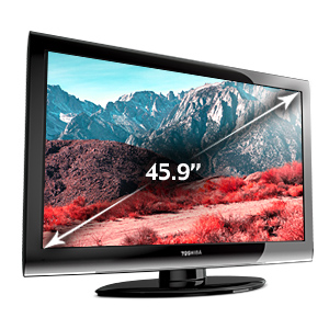 Television 46G310U Support | Toshiba