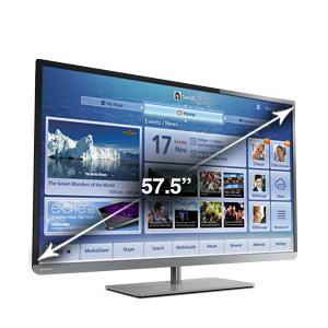 Television 58L4300U Support | Toshiba