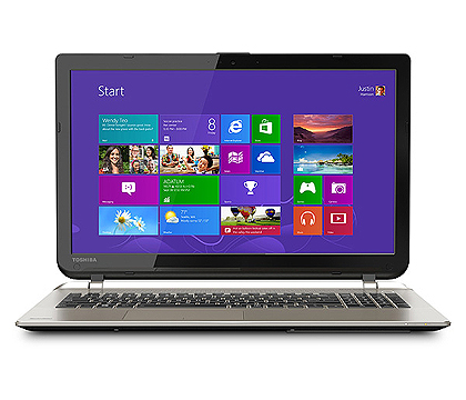 Toshiba Satellite L50T-B Elan TouchPad Treiber Windows 10