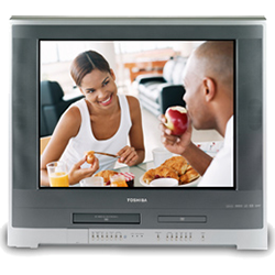 how to connect dvd player to toshiba tv
