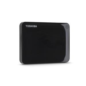 Portable USB Hard Drives Canvio Connect II HDTC810XK3A1